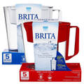 Brita Soho Drinking Water Pitcher with Filter