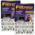 "Filtrete Deep 1500-2 Replacement 4"" Air Filter-2pk"
