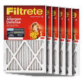 Filtrete Micro Allergen Home Air Filter 6-PACK Red